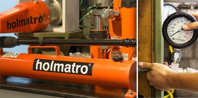 Homatro hydraulisch gereedschap