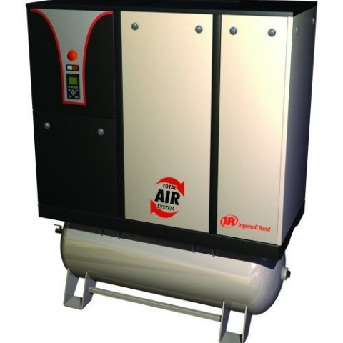 Ingersoll Rand total air system - Laco