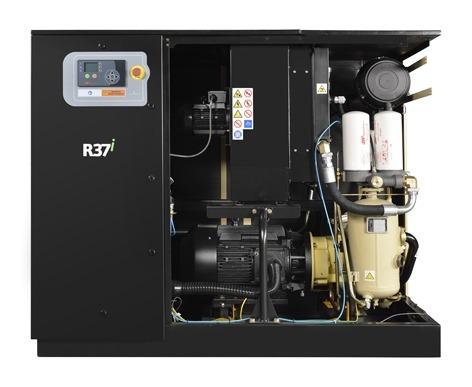 Ingersoll Rand compressor service