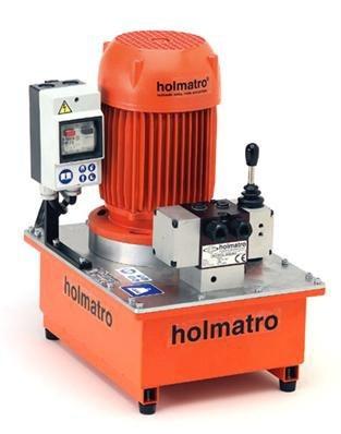Holmatro elektrische pompen