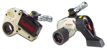Plarad hydraulische momentsleutels