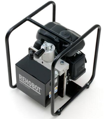 Rehobot benzine pompen