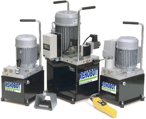 Rehobot elektrische pompen