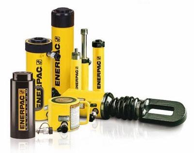 Enerpac hydraulische cilinders