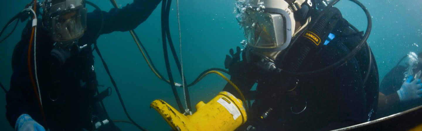 Stanley Tools for underwater use - Rent or sale at Laco